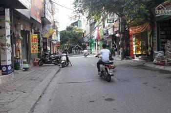 Bán nhà đất phân lô khu Nguyễn Khả Trạc, Phạm Thận Duật, 65m2 x 5 tầng, giá 8tỷ200