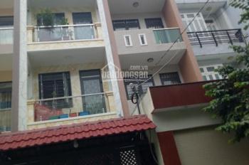Chính chủ cần cho thuê gấp nhà mới xây mặt tiền đường Lê Lợi p4 Gò Vấp DT: 3.4x17m, trệt, 2L trống