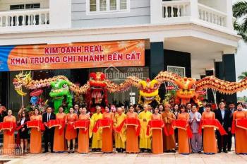 Công ty Kim Oanh mở bán dự án ngay chợ Bến Cát, Mega City 1 giá rẻ