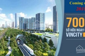8 suất ưu đãi mua căn hộ Vincity Quận 9 view sông CK 11% cho vay 80% LS 0%. LH: 0909763212 Mr. Tiến