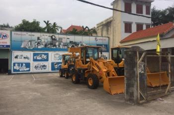 Cần cho thuê lại 50% kho bãi, diện tích ~400m2  tại Hồng Bàng, HP. LH: 0966798898