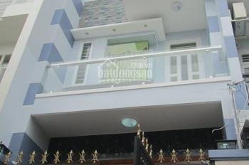 Nhà cho thuê hẻm 8m đường Cộng Hoà P13 Tân Bình, 4x20m 3 lầu 5 phòng, hướng Đông, giá 19 tr/th