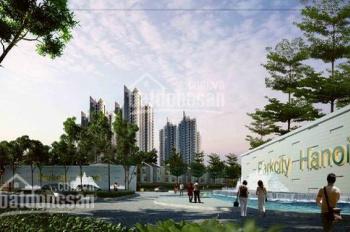 Bán gấp liền kề Park City - Tiểu khu Nadyne Garden - 120 m2 - Dãy 8 - Hướng Đông Nam - Giá 8,9 tỷ