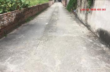 Bán đất thổ cư 100% 2 mặt tiền tại Thố Bảo, Vân Nội, Đông Anh, Hà Nội
