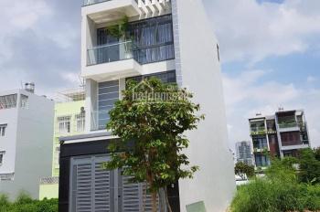 Bán nhà đẹp đầy đủ nội thất XD 3 tầng DT 5x18m KDC Phú Mỹ, quận 7