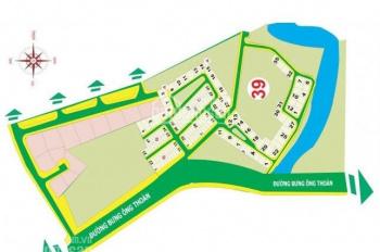 Kẹt tiền bán gấp 1 số nền đất dự án Thời Báo Kinh Tế Sài Gòn, quận 9