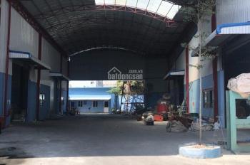 Bán nhà xưởng đẹp hẻm 759/ đường Hương Lộ 2, Bình Tân, 10mx40m, 1 tấm, vị trí đẹp, 0909 587 906