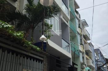Bán nhà HXH 8m đường Thành Thái, Q. 10, DT: 6mx17m, 4 lầu, giá chỉ 16,6 tỷ