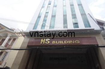 Văn phòng HS đường Nguyễn Thái Bình cho thuê, 27 - 38 - 42 - 76m2, phường 12