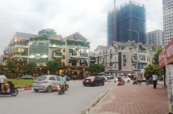 Bán nhà mặt phố A10, đường Nguyễn Chánh. Diện tích 92,8m2 x 4 tầng, mặt tiền 6m