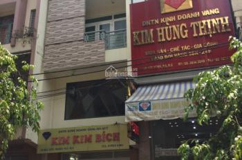 Bán nhà phố mặt tiền Nhiêu Tâm, khu chuyên doanh vàng bạc P 5, Q. 5, DT 4.2x20m, giá 34 tỷ