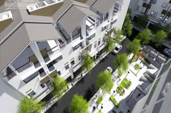 Duy nhất căn liền kề quận Hoàng Mai 5.5 tỷ, 108m2, mặt phố Thịnh Liệt đang cho thuê