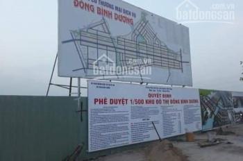 Bán đất dự án Đông Bình Dương giá rất rẻ vị trí đẹp ngay ngã tư Bình Trị gần ủy ban phường Tân Bình