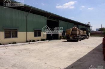 Xưởng cho thuê DT: 1.100m2, 1.500m2 tại Quận 9, P.Tân Phú, Quốc Lộ 1A (qua cầu vượt Trạm 2)