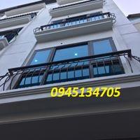 Chính chủ bán nhà xây mới Ba La, Phú Lãm, 1.3 tỷ*35m2, 4 tầng, hỗ trợ 70%, bao sang tên 0945134705