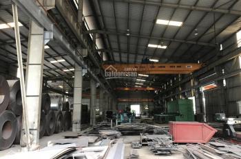 Công ty Hà Khánh cho thuê kho xưởng 1000m2, 2000m2, 5000m2 có cẩu trục tại Đông Anh. LH: 0903425299