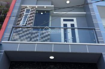 Nhà 2 lầu mới xây 100%, DT 4x12,5m, hẻm 6m, Đường Số 41, P16, Q8