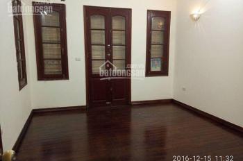 Cho thuê nhà 5 tầng phố Nghĩa Tân - Tô Hiệu