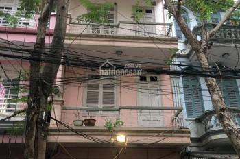 Tasaland - Cho thuê nhà phố Trương Định, ô tô đỗ cửa, 100m2 x 4T, chỉ 20 triệu/tháng