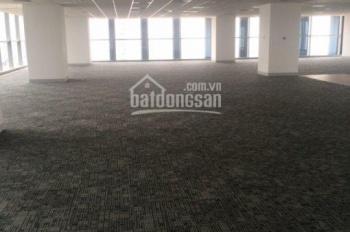 Cho thuê văn phòng tại tòa nhà CMC Duy Tân, CG diện tích từ 80-120-200-300-500m2, LH 0986085436