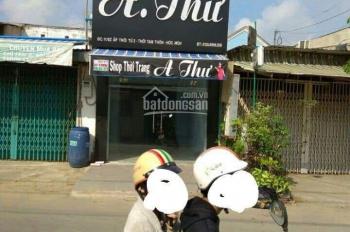 Bán nhà mặt tiền Trịnh Thị Miếng, 3.2x22m, gần chợ Thới Tứ, giá 3 tỷ 500tr