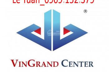 Bán nhà mặt phố Hòa Hảo và Ngô Quyền, Q. 10, DT: 8x21m, giá bán 48 tỷ TL