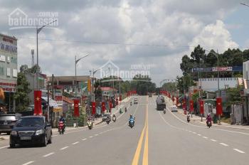 Bán đất trung tâm thị xã Bến Cát 550tr sổ riêng, thổ cư 100%