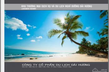 Cần bán lại đất xây tổ hợp dự án resort Bãi Dài, Cam Lâm - Nha Trang, DT 12,86 ha - LH 0986.192628