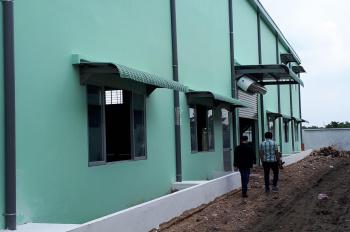 Cho thuê nhà xưởng 1800m2 mới xây dựng xong giá 80tr/th tại Lê Văn Khương, Phường Hiệp Thành, Q12