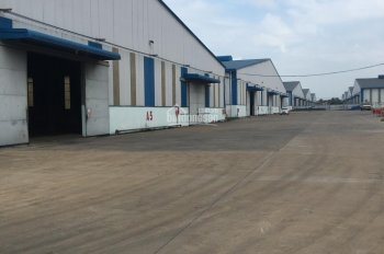 Cho thuê kho KCN Long Thành - Đồng Nai, phù hợp chứa hàng nông sản, hóa chất, nguyên liệu sản xuất