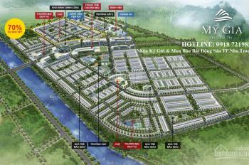 Bán nhà phố trong khu đô thị Mỹ Gia, TP. Nha Trang