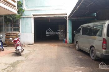 Nhà xưởng may mặt đường Nguyễn Ảnh Thủ, Q. 12, DT 2500m2, giá 60tr/tháng, LH: 0908.561.228