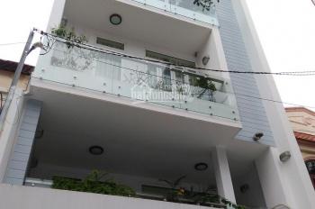 Bán nhà MT Trần Bình Trọng, P. 5, Q. Bình Thạnh, DT 4.3 x 23m, 1 trệt, 3 lầu, giá 16 tỷ