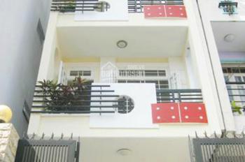 Bán gấp nhà hẻm 150 Nguyễn Trãi, Bến Thành, Q1. DT 4x16m, 4 tầng, HĐ thuê 60tr/th