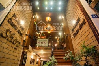 Cho thuê Nguyễn Văn Cừ mới, 45m2x 5 tầng11m, 40tr/th sang nhượng