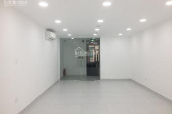Nhà mới 5x20m hầm trệt 3 lầu thông suốt làm cực đẹp làm văn phòng khu Him Lam đường LH