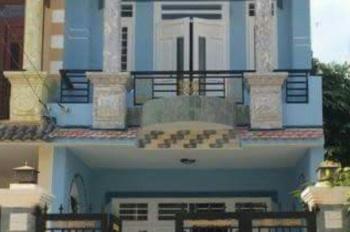 Bán biệt thự mini mới xây 1 trệt, 1 lầu chính chủ SHR Hương Lộ 11, Hưng Long, Bình Chánh