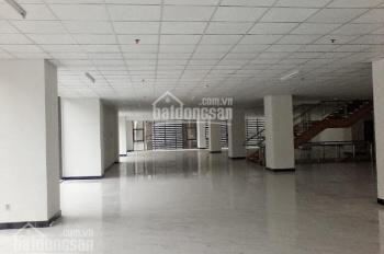 Cho thuê mặt bằng tầng 1 Trung Kính 400 - 800m2, view đẹp, tiện kinh doanh, giá 500 ng/m2/th
