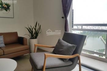 Tôi có nhà cho thuê căn hộ chung cư Hà Đô - Nguyễn Văn Công, 105m2, 3PN, nội thất cao cấp, 13tr/th