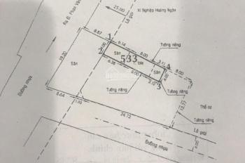 Bán nhà cấp 4 mặt tiền Tân Thới Nhất 8, P. Tân Thới Nhất Q12, DT 8m*20m. Liên hệ 0937044693