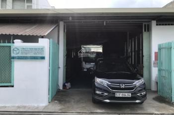 Cho thuê nhà xưởng 520m2, giá 22tr/th vừa hết hợp đồng tại Thạnh Lộc 16, Thạnh Lộc, Q12