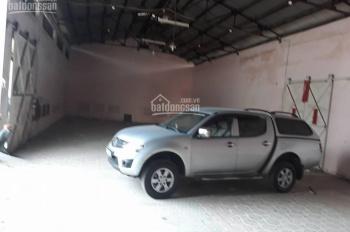 Cho thuê Nhà kho 240 m2 hẻm xe conter Hàn Hải Nguyên