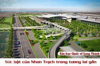 Bán đất nền Biên Hòa - liền kề quận 9, 1.05 tỷ/100m2, CK 5%- 18%, TT 35%, nhận sổ đỏ. LH: 097831350