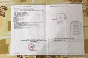 1679 m2 đất mặt tiền đường Hóc Hưu, Bình Chánh, giá 4,8 tỷ chính chủ
