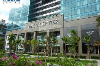 Cho thuê văn phòng hạng A tại Vincom Center, giá 759 nghìn/m2/tháng, DT 781m2. LH 0933.510.164