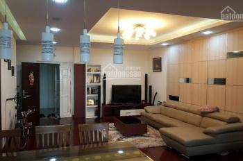 Chính chủ bán chung cư CT2B nội thất đẹp, view hồ điều hòa căn góc thoáng mát