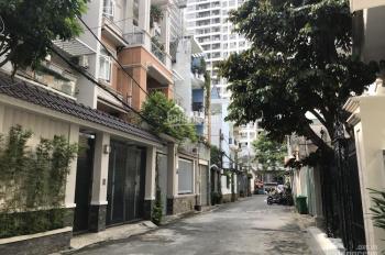 Bán nhà CMT8 hẻm Cư Xá Tự Do, phường 7, Tân Bình, DT 5 * 14.5m, 2 lầu, ST hẻm xe hơi 6m