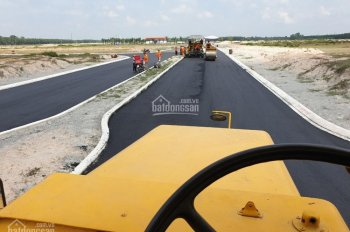 Đất mặt tiền đường 25C (100m) đi Q2 10 phút, ngay TTHC Nhơn Trạch, Đồng Nai. Sổ đỏ TC 100%