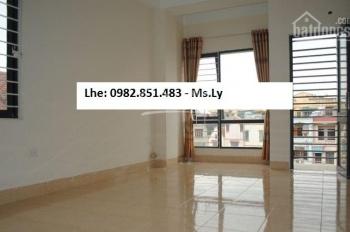 Cho thuê mặt bằng 60m2x2 tầng ngõ 165 Dương Quảng Hàm tiện kinh doanh, 12 triệu
