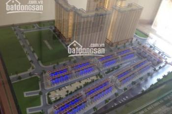 Bán liền kề Tây Nam Linh Đàm, biệt thự dự án Tây Nam Linh Đàm suất ngoại giao giá rẻ, 0936855150